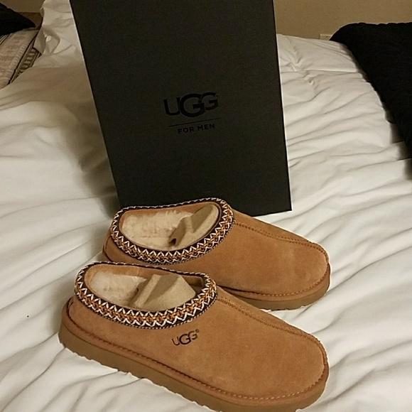ccfa6a27edf UGG Tasman Men's slippers New size 9